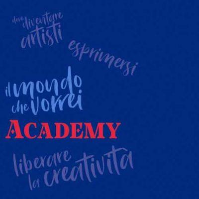 Icona quadrata Academy